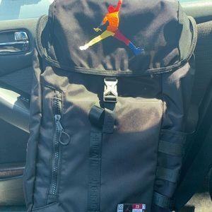 Nike Air Jordan Rivals Rucsack Backpack